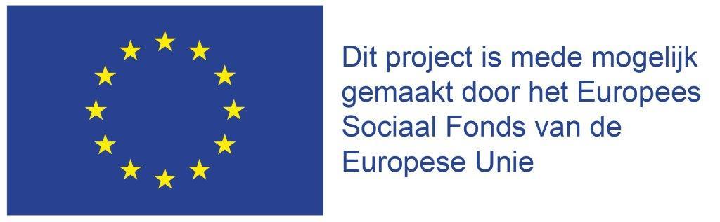 EU embleem sociaal fonds
