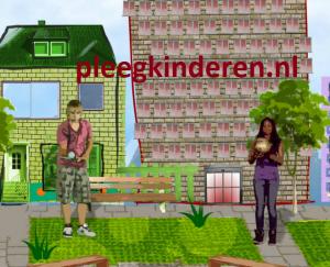 Logo pleegkinderen.nl